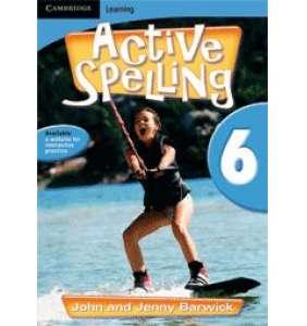 Active Spelling 6