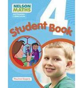 Nelson Maths Australian Curriculum - Student Book Year 4