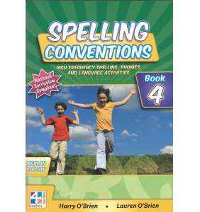 Spelling Conventions Year 4