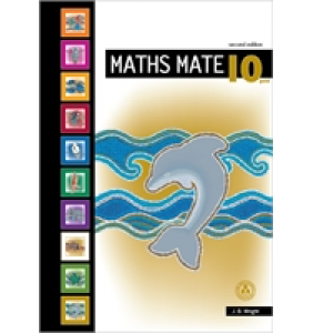 Maths Mate 10 Gold