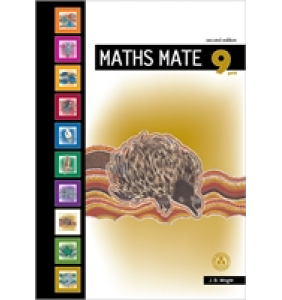 Maths Mate 9 Gold