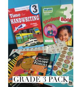 Grade 3 Education Pack