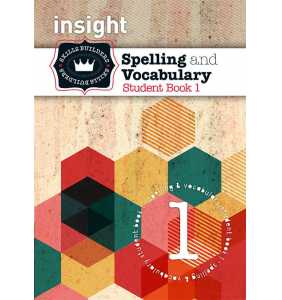 Skills Builders - Spelling and Vocabulary (Student Book 1)