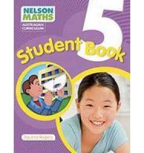 Nelson Maths Australian Curriculum - Student Book Year 5
