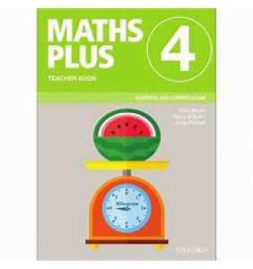 Maths Plus Australian Curriculum Ed Teacher Book 4
