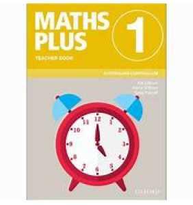 Maths Plus Australian Curriculum Ed Teacher Book 1