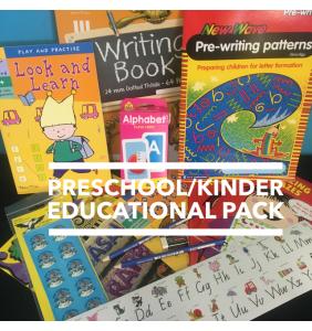 Preschool/Kinder Education Pack