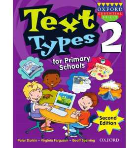 Text Types for Primary Schools Book 2